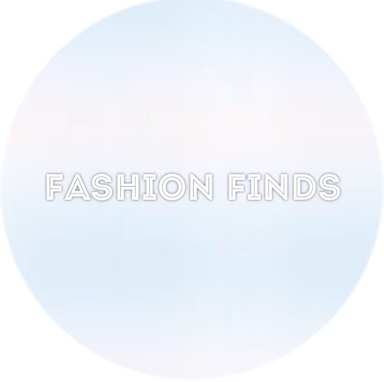Fashion Finds